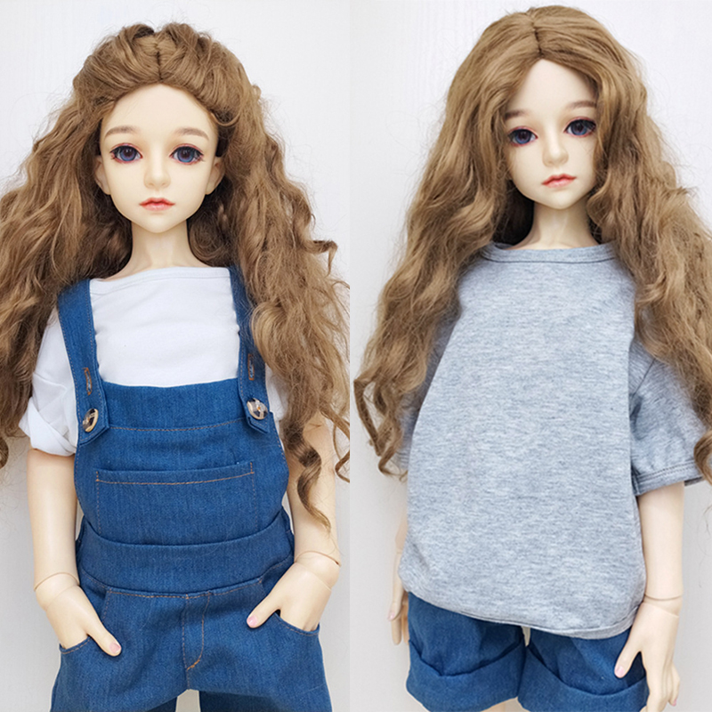 1/3 1/4 1/6 BJD Doll Clothes 30CM/45CM/60CM BJD SD DD Doll Accessories Joint Doll Fashion Clothes Toys For Boys And Girls