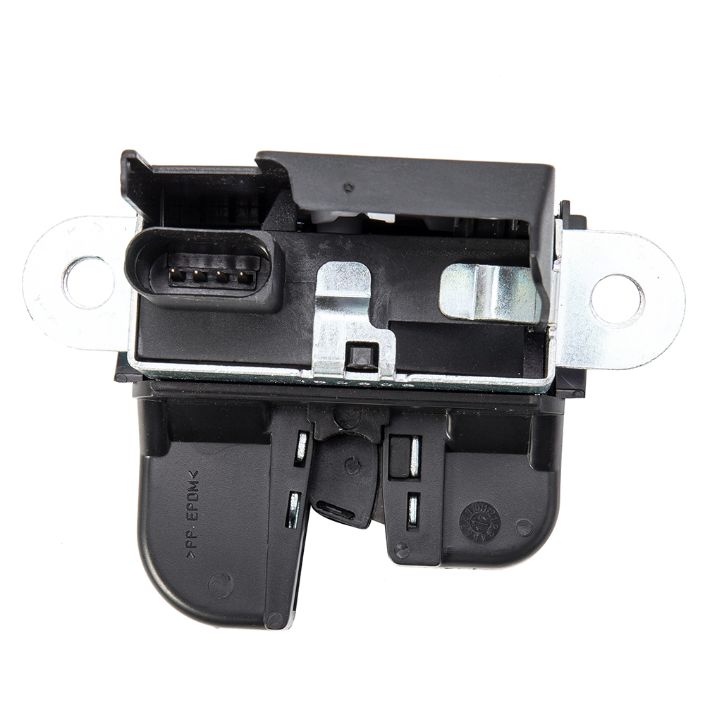 Image 3 - Tailgate Boot Trunk Lid Lock Latch for VW Golf MK6 Passat B6 Seat Leon-in Locks & Hardware from Automobiles & Motorcycles