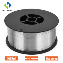 Welding-Machine-Accessories Cored-Wire HITBOX MIG 1-Roll Carbon-Steel