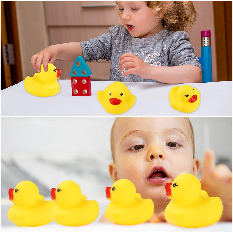 brinquedos de banho borracha pato 04