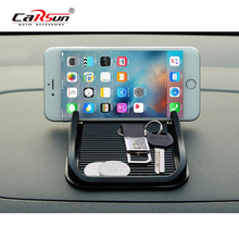 Car Anti-Slip Mat Mobile Phone Holder Anti-Skid Mat Car Styling Automobiles Interior Dashboard Sticky       Non-Slip Cushion Pad car supplies mobile phone anti skid pad silicone pu round anti skid pad for mobile phones keys glasses car gadget other