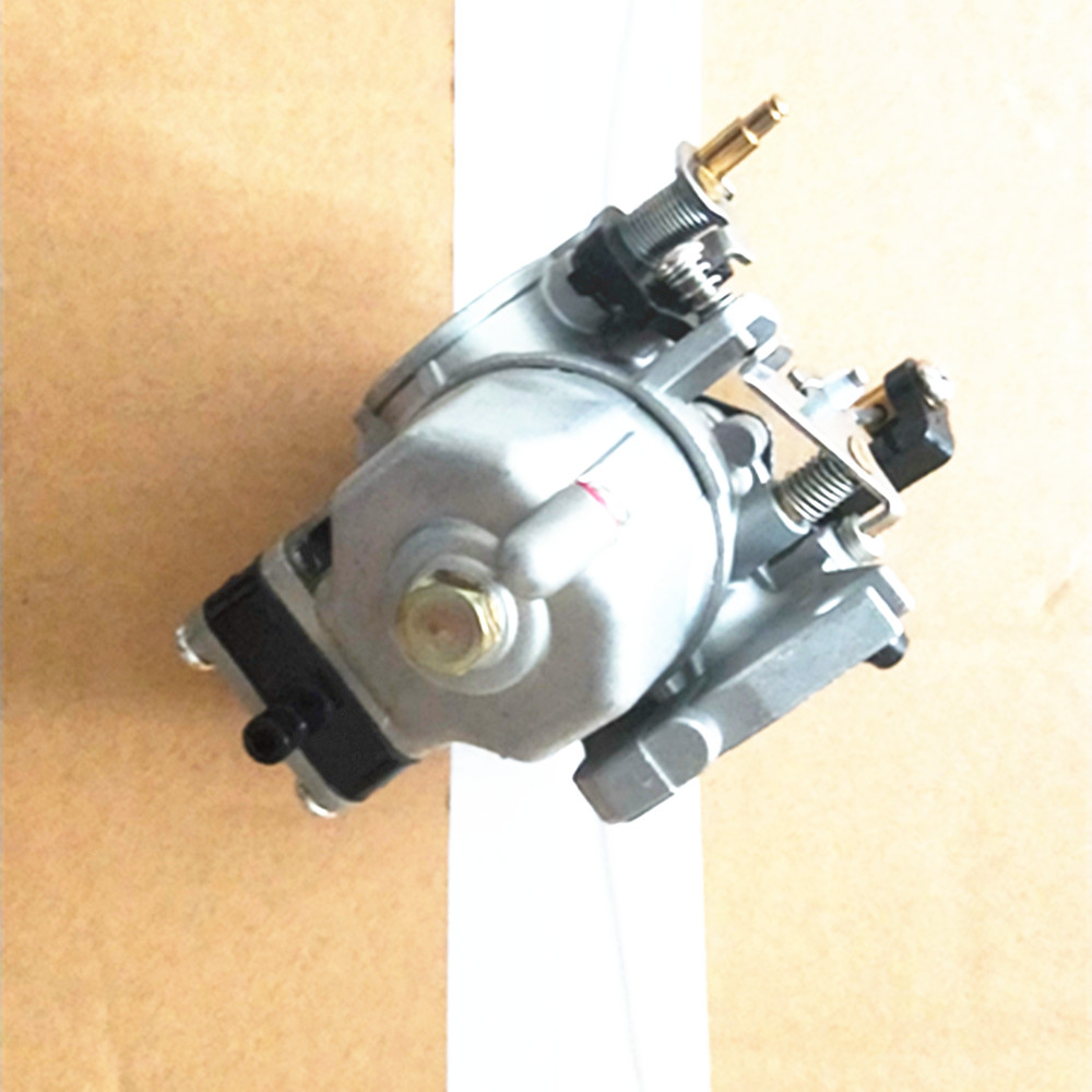 Boat Motor 6E8-14301-05 6E7-14301 684-14301 Carburetor Carb Assy for Yamaha 2-Stroke 9.9hp 15hp Outboard Engine