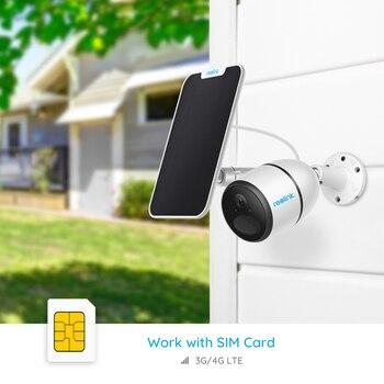 Reolink GO with Solar Panel Battery 4G Sim Card Network Camera Starlight Vision Wild Video Surveillance IP Cam 2