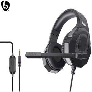 OVLENG P30 Проводные Игровые наушники E-спортивные наушники с микрофоном стерео объемный звук Hi-Fi гарнитура для PS4 портативных ПК 3,5 мм Jack HD Voice