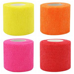 Wrap-Tape Bandage Palm-Shoulder Elastic for Knee-Support-Pads Finger Ankle Self-Adhesive