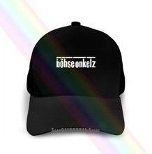 Bohse – casquette Onkelz pour hommes, chapeau, musique, Rock O Rama, Vintage, Gif
