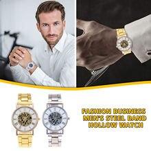 Moda relógios masculinos de quartzo de liga de luxo relógios descontos quartzo relógios de pulso de vidro reloj hombre relógio homem de luxo 2020
