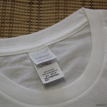 Camiseta estampada para hombre, marca hecha a mano, buena calidad, Gallavich Shameless, 100% para hombre de algodón, cuello redondo, camiseta de manga corta sbz1003
