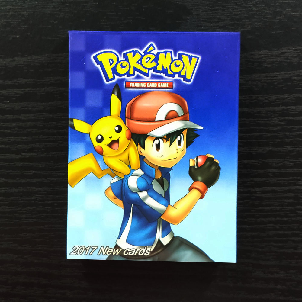 TAKARA TOMY Pokemon Cards Collections Battle Shining Card 30 Mega Deck Board Game Children Toys Flash Card Table Game
