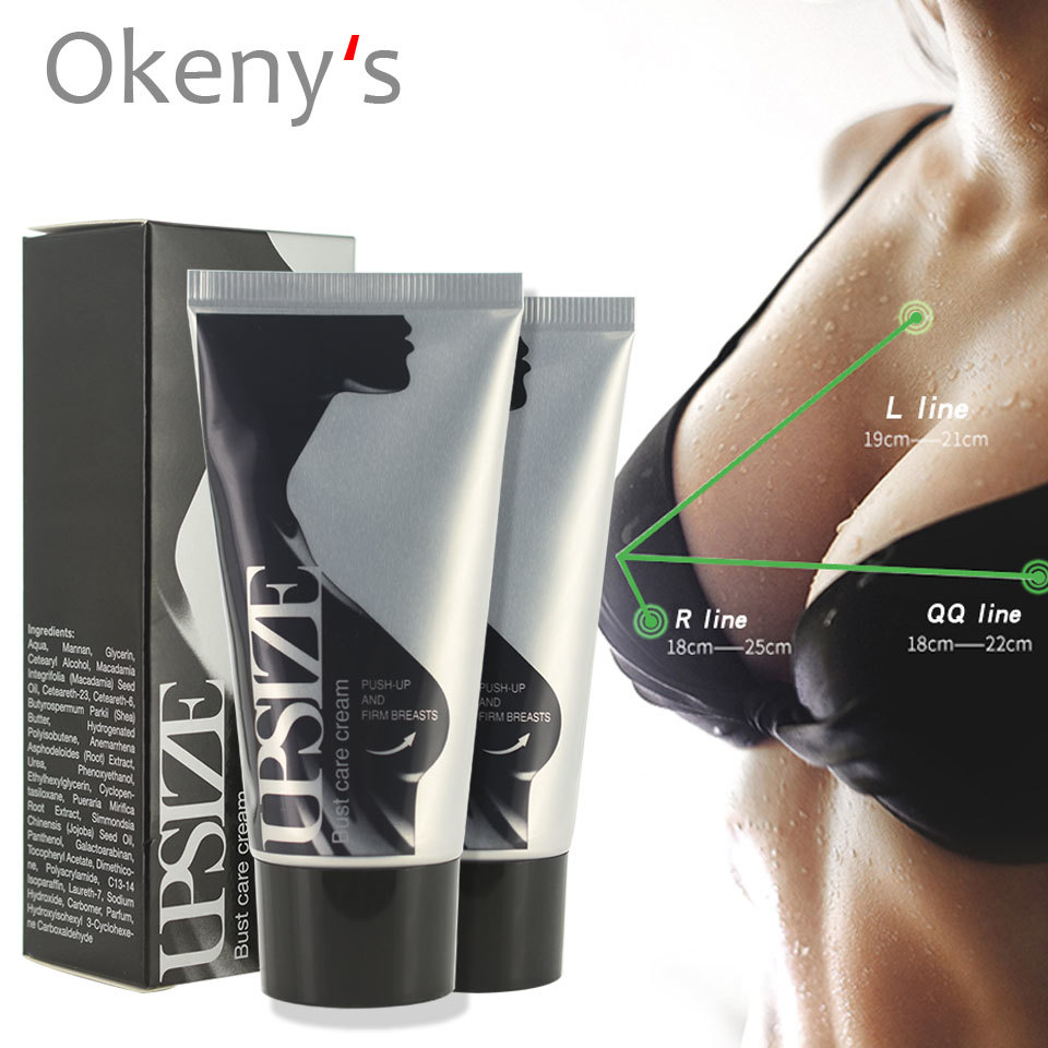 Russian Up Size Bust Care Cream Breast Enlargement Pills Firming Bigger Capsules Big Boobs Enhancer Beautiful Sexy Ladies 50ml