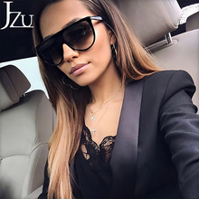 Kim Kardashian sunglasses women vintage retro flat top Shado