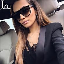 Kim Kardashian sunglasses women vintage retro flat top Shadow oversized