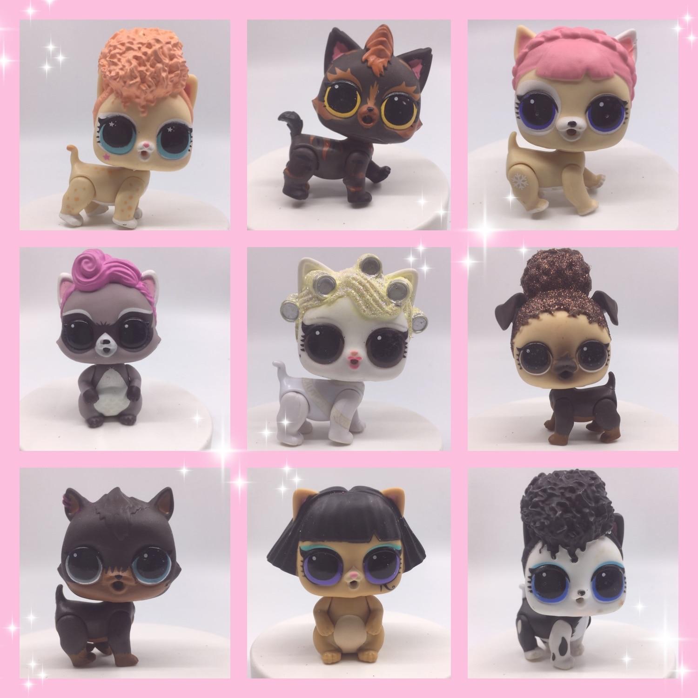 LOL Doll Surprise Original  Five Generation Water Jet Tears Dolls Action Figure Model Girl Christmas Gift Toys For Children