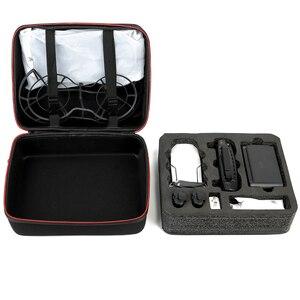 Image 3 - Mavic حقيبة صغيرة المحمولة حقيبة حقيبة التخزين صندوق حقيبة يد ل dji mavic صغيرة ملحقات طائرة بدون طيار