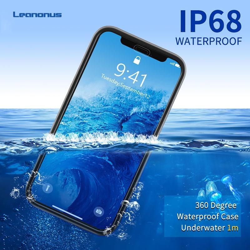 Подводный чехол для iPhone se 2020, противоударный водонепроницаемый чехол для дайвинга для iPhone SE 2 S E 2020 11 Pro Max, чехол, чехол для телефона