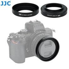 JJC عدسة الكاميرا هود الظل لنيكون نيكور Z DX 16 50 مللي متر f/3.5 6.3 VR عدسة على نيكون Z50 يحل محل نيكون HN 40 يمكن وضع 46 مللي متر تصفية