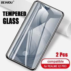 На Алиэкспресс купить стекло для смартфона 2 pcs full tempered glass for oppo realme x2 pro screen protector tempered glass on the for oppo realme x2 pro protective film