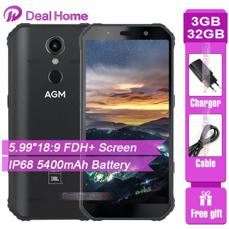 AGM A9 IP68 5,99