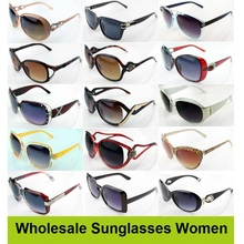 Cubojue 20 Pcs/lot Wholesale Sunglasses Women Classic Fashio