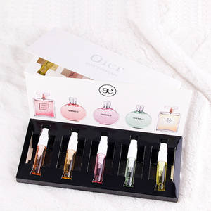 Perfume-Atomizer Fragrance Women with Box Flower Fruit Valentine's-Day-Present Fashion