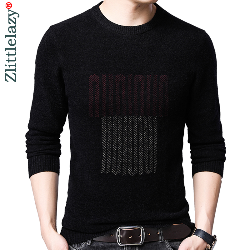 2019 Casual Thin Striped Knitted Striped Pull Sweater Men Wear Jersey Dress Luxury Pullover Mens Sweaters Male Fashions 93055