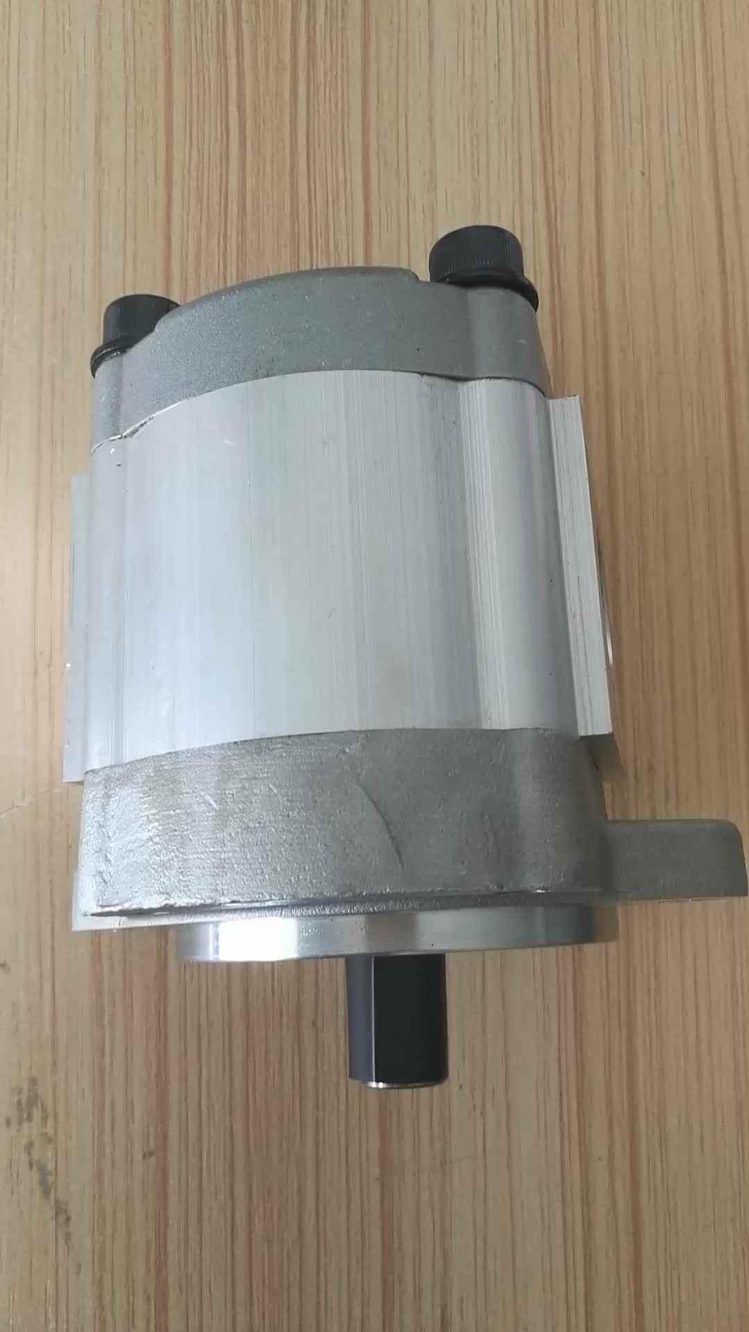 hgp gear pumps high pressure gear pump hydraulic pumps for log splitter