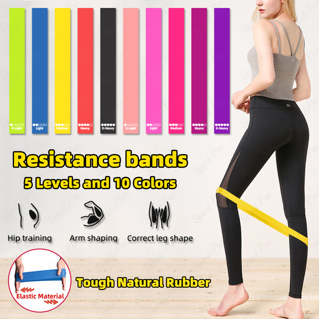 Fitness Resistance Bands Rubber Bands For Fitness Resistance Bands Elastic For Sport Bodybuilding Resistance Band Fitness Sport 1