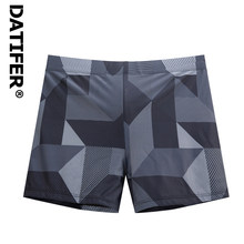 Datifer Man Swim Trunks Hot Breathable Swimwear Men's Swimsuits Boxer Briefs Sunga Maillot De Bain Beach Shorts