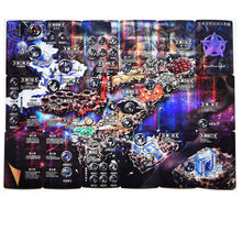 18 pz/set Saint Seiya Underworld Map 18in1 Hobby collezionismo gioco Anime Collection Cards