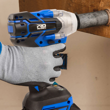 Brushless Wrench Socket Power-Tools Hand-Drill Installation Li-Ion-Battery Electric 4000mah