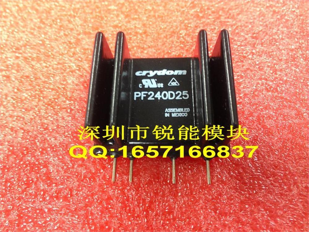 US imports Crydom solid state PF240D25 (25A 240V)--RNDZ