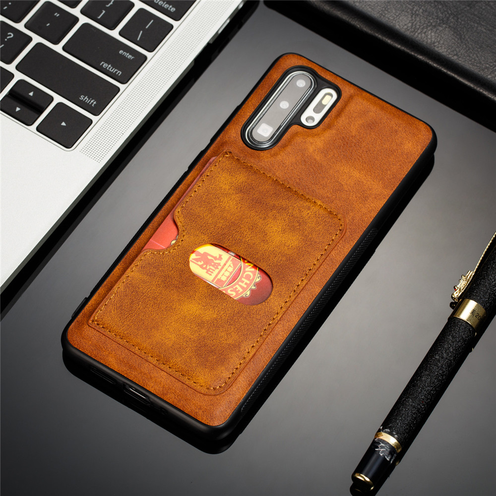 Huawei P20 Lite Case Retro PU Leather Case Huawei P20 Lite P8 P9 P10 P20 P30 Lite Pro Case Cover Detachable 2 in 1 Multi Card Wallet Phone cases08