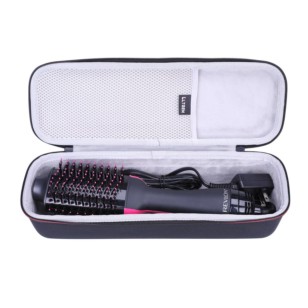 LTGEM EVA Hard Case For Revion One-Step-Hair Dryer & Volumizer Hot Air Brush,Mint
