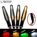 Светодиодные мотоциклетные сигнальные огни  мигающие сигнальные лампы  аксессуары для YAMAHA MT-01 R6S  версия Канады  R6S  европейская версия