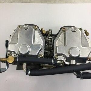 Image 3 - SherryBerg carb LIFAN Carburettor For Yamaha XV400 V400 carburetor assembly for V400 V535 V600 V650 for Harley 883 vegaser