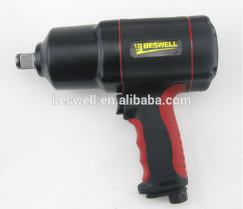 3/4 Regular Size Composite Twin Hammer Air Impact Wrench BW-134E Air Wrench Air Tools Pneumatic tools hifeson air pneumatic wrench tool spanner power tools tire remoual torque impact sleeves spanners air tools