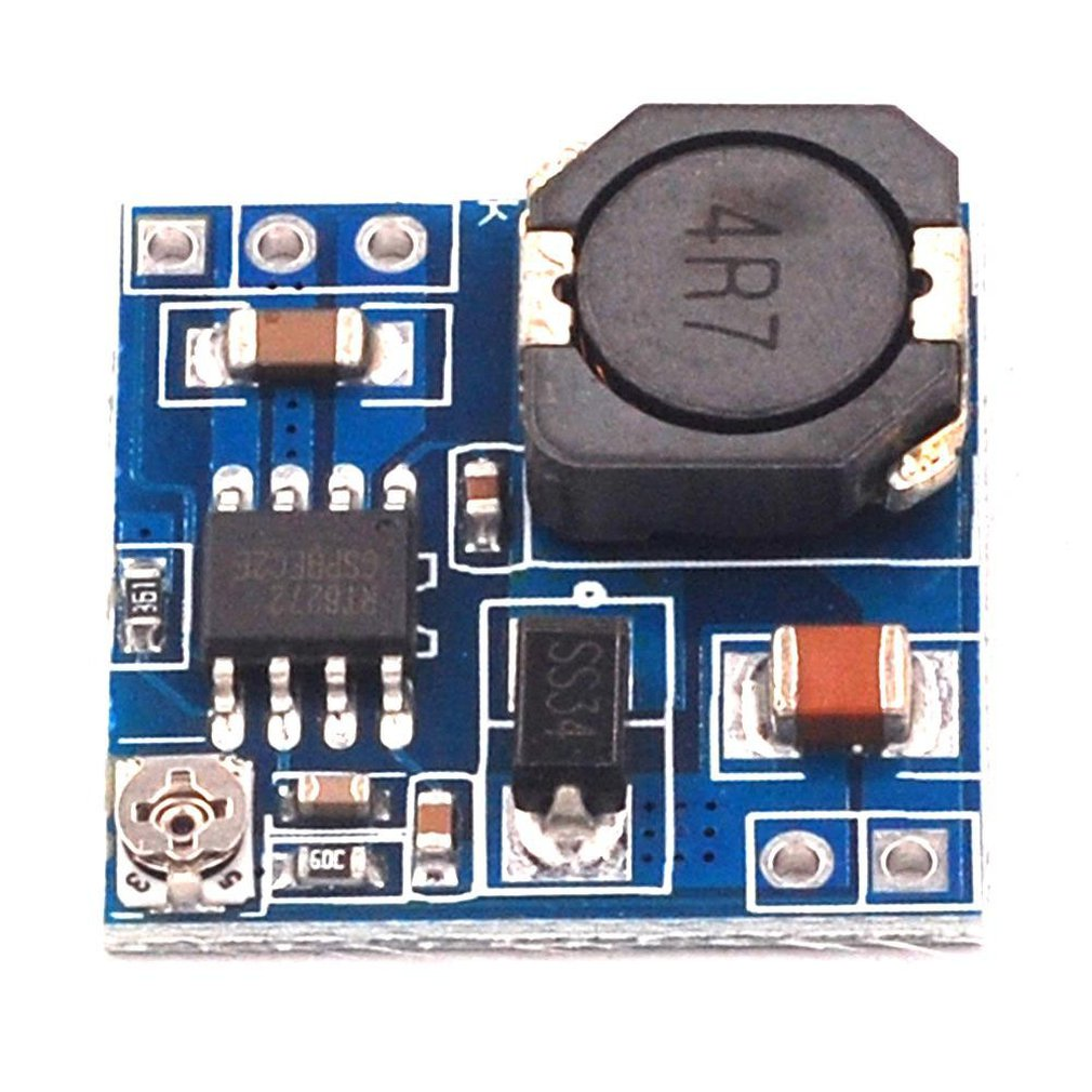 Ultra-Small Rc Buck Buck Dc-Dc Adjustable Power Module High Efficiency