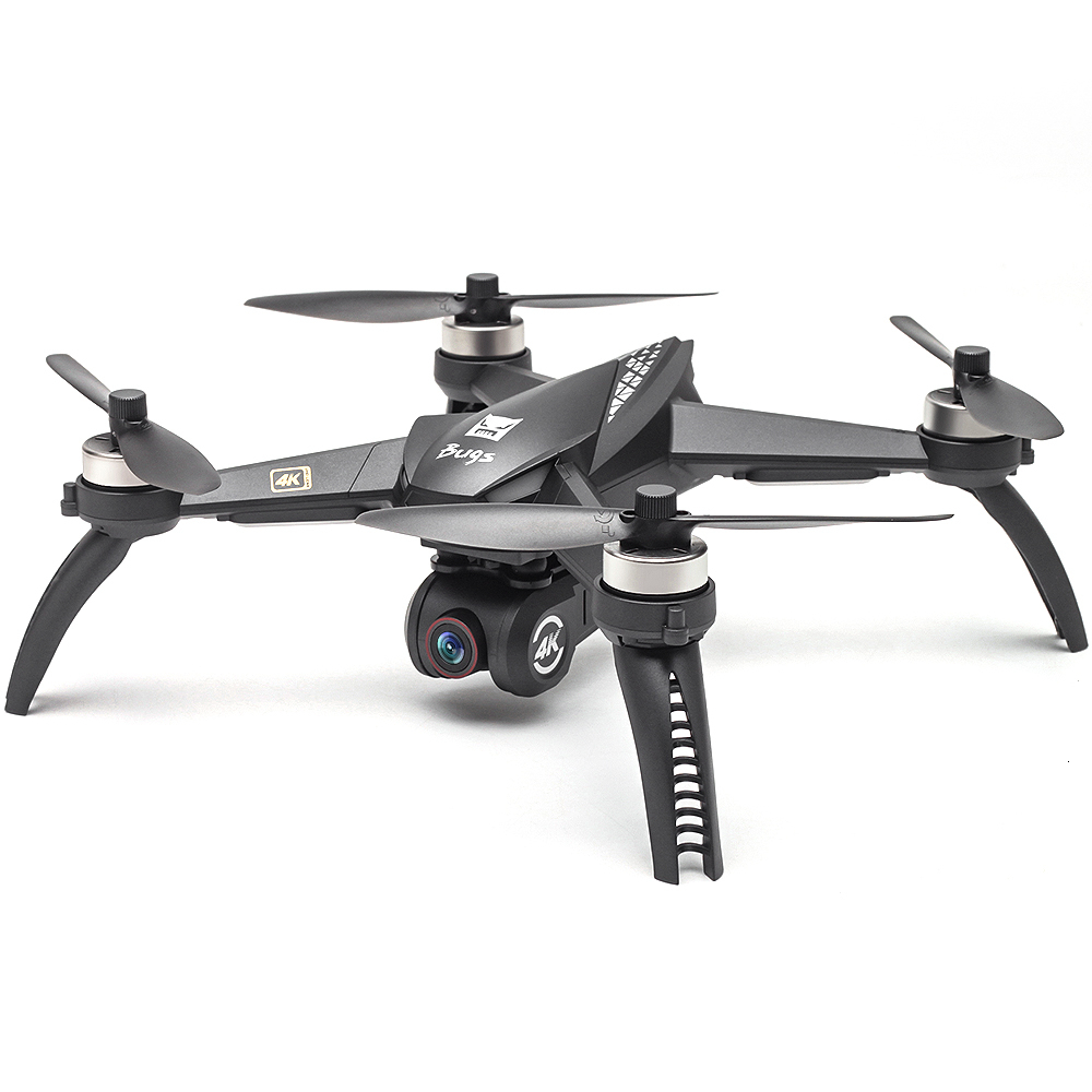 MJX B5W Upgrade-Version RC Drone mit 5G WiFi FPV 4K Kamera GPS Folgen Mir Modus Pro Selfie quadcopter Fly 20 Minuten VS H117S