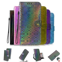 Leather Wallet Flip Case For ASUS Zenfone Max 2 ZB633KL Pro(M1) ZB601KL (M2) ZB631KL 6 2019 ZS630kL Protective Cover With Strap for asus zenfone max pro m2 zb631kl zb633kl m1 zb601kl zb602kl 6 6z 2019 zs630kl 5 5z ze620kl zs620kl magnetic flip cover case