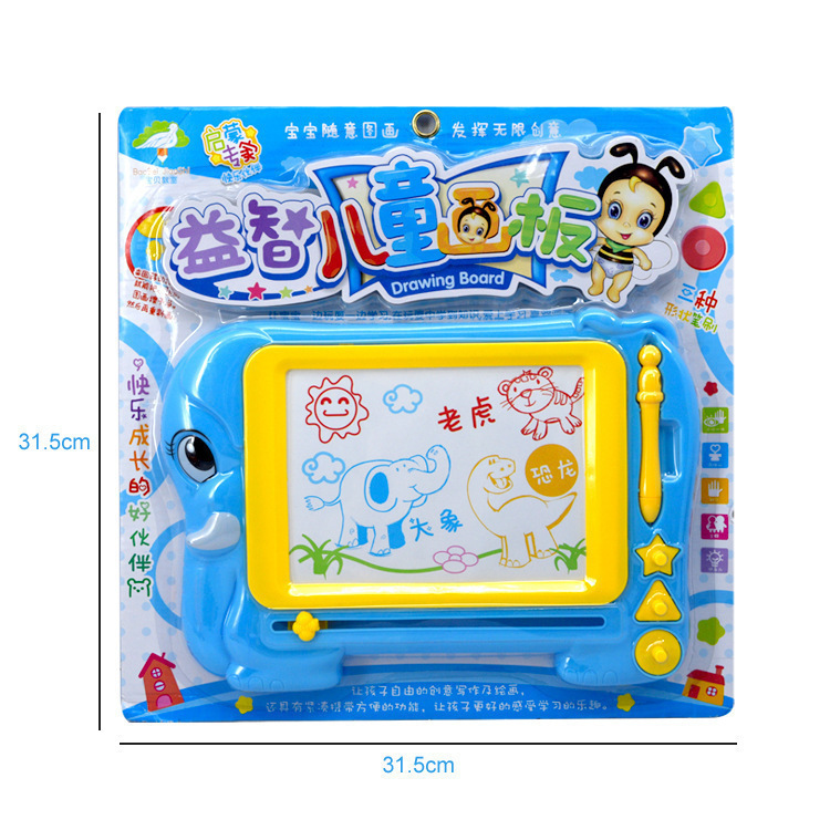 Infants Educational Toy Children Drawing Board WordPad Kids Doodle Toy DIY Magnetic Drawing Board
