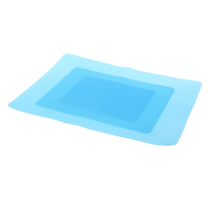 3PCS Sticky Silicone Pads Epoxy Resin Jewelry Tools To Protect Desktop Platform