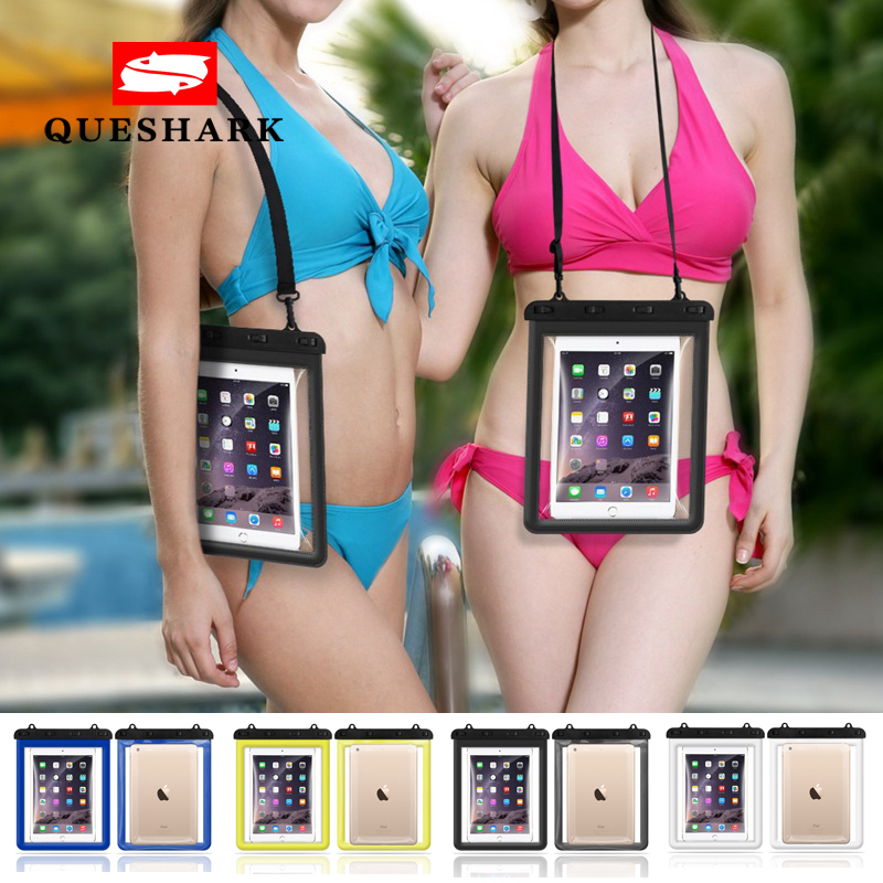 Transparent Ipad Waterproof Bag Swimming Dry Bag For Phone Seaside Beach Touch Screen Sports Bag