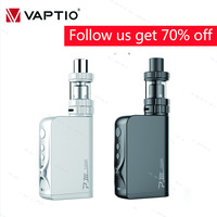под система vape Vaptio P3 gear kit electronic cigarette with 100W built in battery 2.0ml tank in stock 2 colors availble