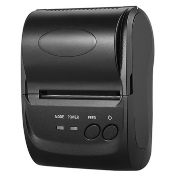 Mini Portable Wireless USB Thermal Printer Receipt Ticket POS Printing for IOS Android Windows(US Plug)