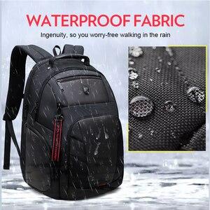 Image 2 - Modne torby chłopięce plecaki marka Design nastolatki Best Studenst Travel Usb ładowanie wodoodporny plecak Schooibag plecak o dużej pojemności