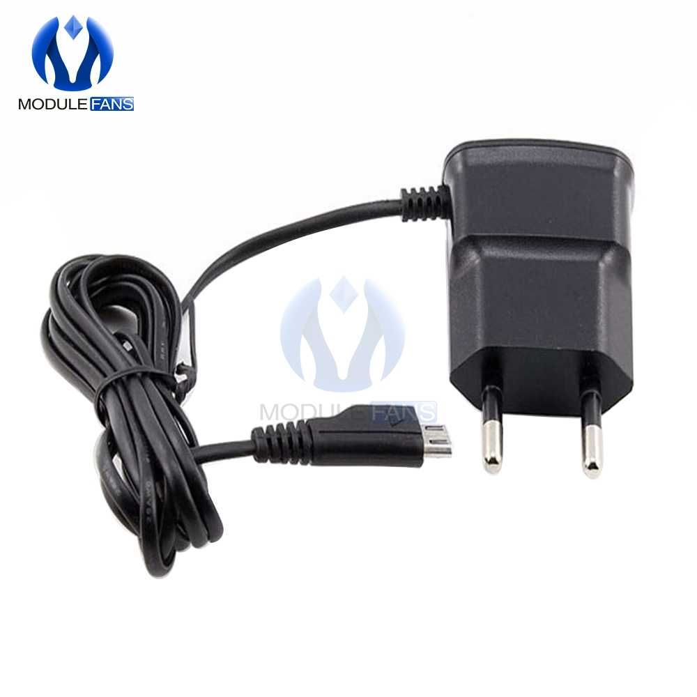 EU Plug 5V Fast Charge Charging Micro USB Charger Adapter For  HTC LG Sony Cell Phones 70cm Cable High Quality