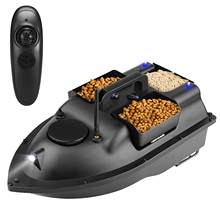 Bait Boat Fish-Finder 500M D11 Smart Toy Ship Remote-Control RC Double-Battery