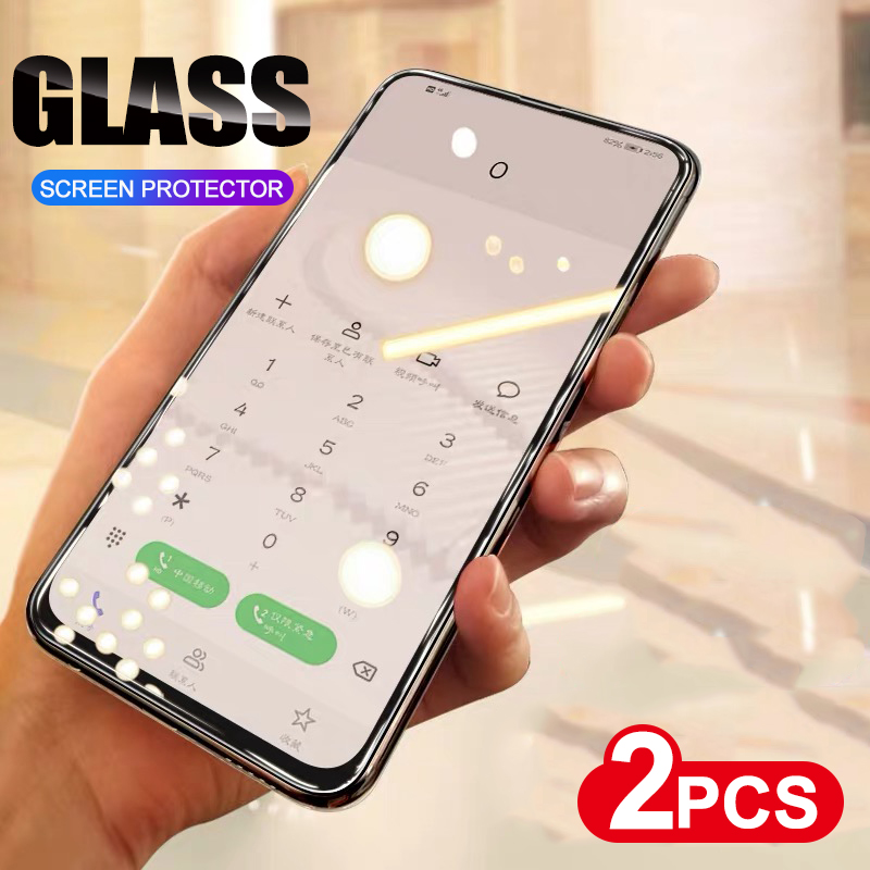 2pcs/lot Tempered Glass For Huawei Honor 9X Pro Screen Protector 9H Anti Blu-ray Glass For Honor 9X Pro Protective Glass Film