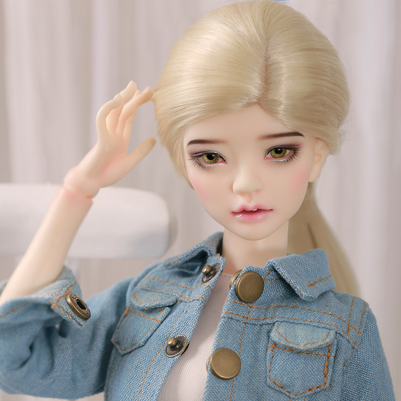 Doll Laura 1/4 BJD Hannah MSD Body Ball Jointed Doll Resin Toys for Girl Birthday Gift Mini Supia 2