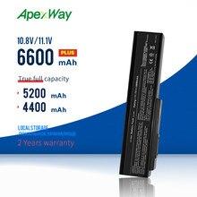 Аккумулятор для ноутбука Asus N61 N61J N61Jq N61V N61Vg N61Ja N61JV N53 M50 M50s N53S A32-M50 A32-N61 A32-X64 A33-M50 6c, бесплатная доставка